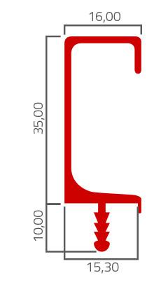 Desenho Tecnico do Produto Nobre 325