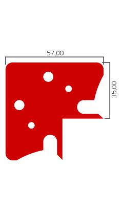 Desenho Tecnico do Produto Nobre 094