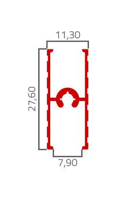 Desenho Tecnico do Produto BX 19