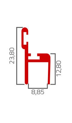Desenho Tecnico do Produto VT 12