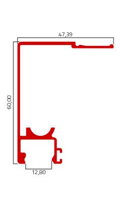Desenho Tecnico do Produto VT 19