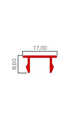 Desenho Tecnico do Produto VT 21