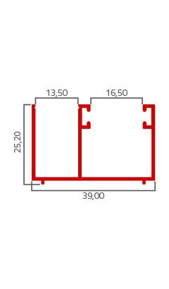Desenho Tecnico do Produto VT 22