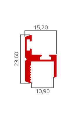 Desenho Tecnico do Produto VT 25