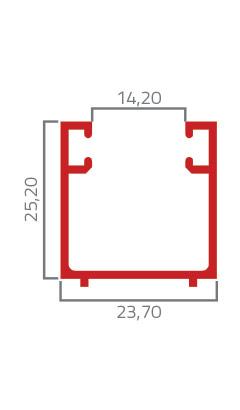 Desenho Tecnico do Produto VT 29