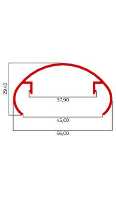 Desenho Tecnico do Produto GR 010