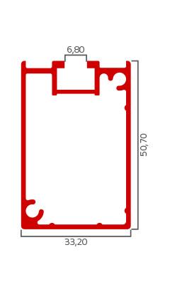 Desenho Tecnico do Produto GR 012