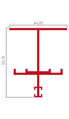 Desenho Tecnico do Produto Nobre 227