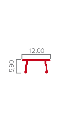 Desenho Tecnico do Produto VT 07