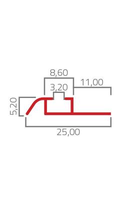 Desenho Tecnico do Produto nobre 236